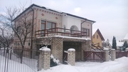 Жилой 2-х уровневый дом в Кобрине