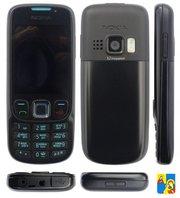 Продам Nokia 6303 черный б/у 4 месяца в отличном состоянии.